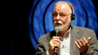 El director de la Biblioteca Nacional recibió el premio internacional Alfonso Reyes 2017