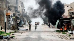 Una ofensiva sobre el último reducto de ISIS causó más de 200 muertos