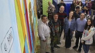 Vidal lanzó el programa �Un día de libros�, junto al intendente Martiniano Molina