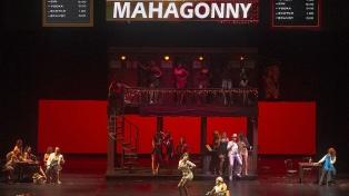 """""""Mahagonny"""": La crítica social a través de la ópera"""