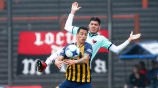 Colón y Rosario Central igualaron en un partido aburrido