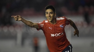 Independiente le ganó a Huracán en el debut en la Superliga