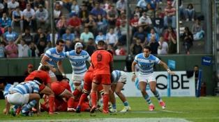 Paso atrás de Los Pumas: otra derrota con Sudáfrica en Salta