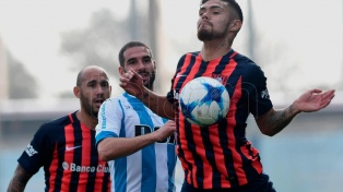 San Lorenzo y Racing igualaron en el primer clásico de la Superliga
