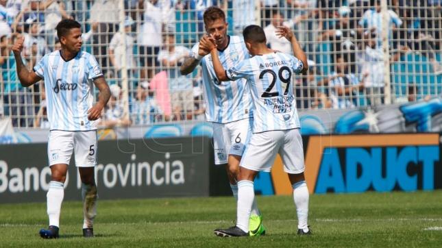 Independiente y Atlético se miden ahora en Mendoza