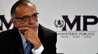 Revocan la visa del jefe de la misión de ONU contra la impunidad