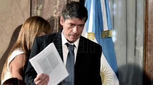 Abal Medina dice que el objetivo de la alianza de Randazzo es sumar legisladores provinciales