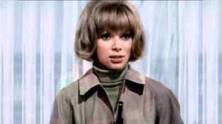 Falleció la actriz francesa Mireille Darc
