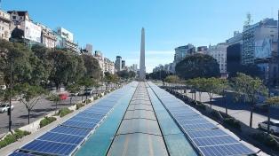 Instalarán un sistema eólico solar en una escuela rural