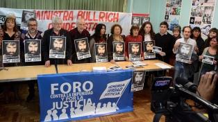 Preparan marchas y actos para el viernes, al cumplirse un mes desde que Santiago Maldonado fuera visto por última vez