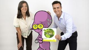 Un libro le cuenta a los chicos la importancia de la ecología