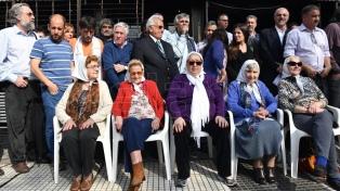 Las Madres de Plaza de Mayo convocan a defender su sede ante nuevo operativo judicial