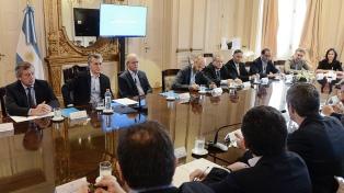 Macri analizó con el Gabinete el Presupuesto Nacional 2018