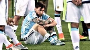 Fallo desfavorable: Argentina continúa en zona de repechaje