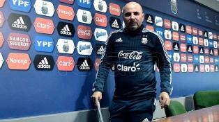 """Sampaoli: """"Estamos obligados a ganar"""" frente a Uruguay"""
