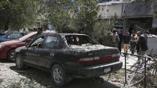 Tres muertos en un atentado del Estado Islámico en un barrio diplomático de Kabul