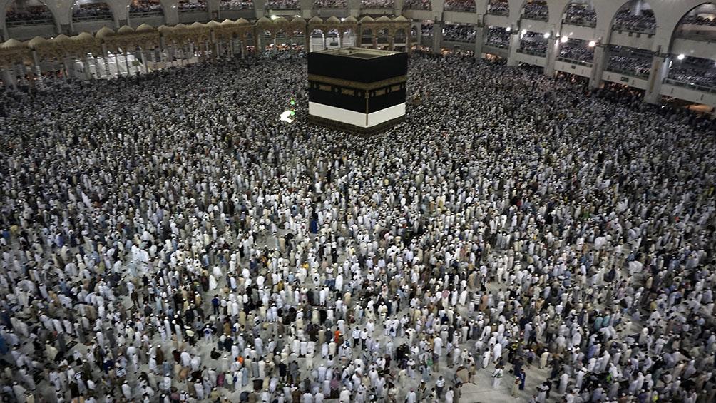 Arabia Saudita suspendió la entrada de peregrinos a La Meca como prevención