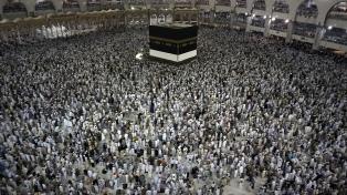 En medio de la tensión regional, millones de musulmanes inician la peregrinación a La Meca