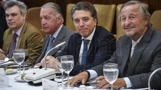 La UIA coincidió con Dujovne en la necesidad de avanzar con la reforma tributaria gradual y sustentable