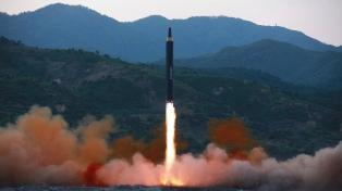 Corea del Norte anunció que seguirá desarrollando su política armamentística