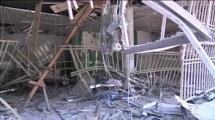ISIS atacó un canal de televisión y causó al menos cuatro muertos