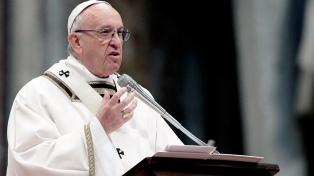 """Francisco pidió que se escuche """"el grito de los pobres"""" por el cuidado del ambiente"""