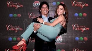 """Se presentó """"Golpe al corazón"""", la apuesta romántica de Telefe para el prime time"""