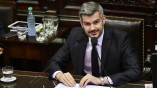 """Peña: """"Es escalofriante el silencio de algunos sectores políticos"""" frente a la situación de Venezuela"""