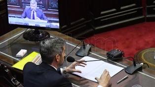 """Peña, sobre el caso Maldonado: """"No hay elementos concretos de que se trate de una desaparición forzada"""""""