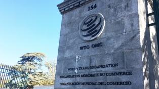 Ministros del G20 se comprometieron a impulsar la reforma de la OMC