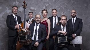 Un ciclo de tango con la Orquesta Típica como protagonista