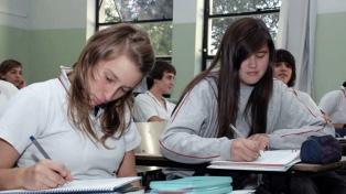 El 75% de los alumnos bonaerenses tiene una imagen positiva de la escuela