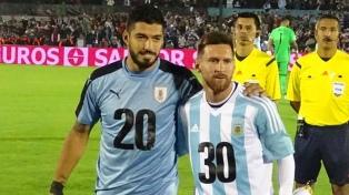 Suárez y Messi, el primer paso para Argentina Uruguay 2030