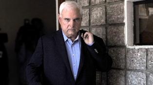 Tras ocho meses preso, liberan bajo fianza al ex presidente Martinelli