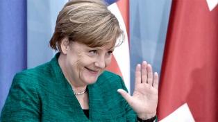 Angela Merkel y el destino de Europa