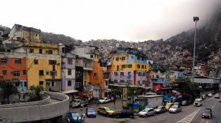 Un frente surgido en las favelas inició el proceso para convertirse en partido