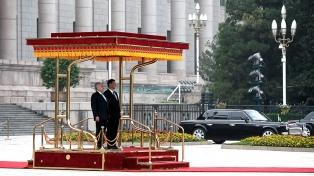 """Temer anuncia a empresarios chinos que """"está abierto a grandes inversiones�"""