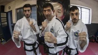 El taekwondo argentino se baja del mundial de Corea del Norte