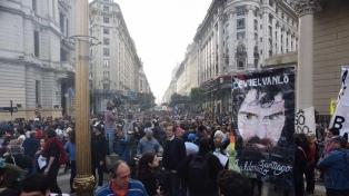 "Convocan a Plaza de Mayo para pedir ""justicia"" por Maldonado"