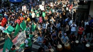 El pedido por Santiago Maldonado también se replicó en varias ciudades del país