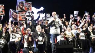 La familia de Santiago Maldonado convocó a marchar a Plaza de Mayo el 1 de octubre