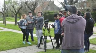 De la mano del Festival de San Sebastián, estudiantes secundarios marplatenses se convierten en cineastas