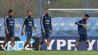 Mascherano, Banega y Acosta se perfilan como titulares