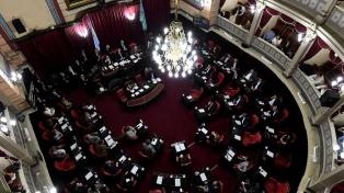 El Senado bonaerense aprobó quitar contribuciones a municipios en facturas de luz y agua