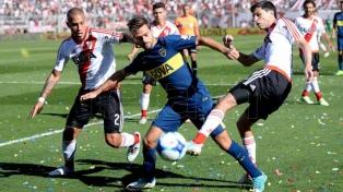 Boca venció 1 a 0 a River y se llevó el clásico de San Juan
