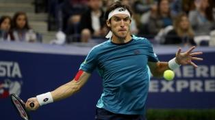 En un gran partido, Leo Mayer cayó con Nadal en el US Open