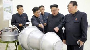 """Pyongyang considera las nuevas sanciones de la ONU como un """"acto de guerra"""""""