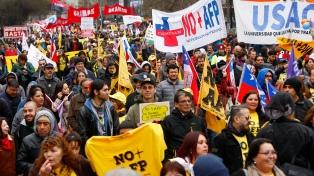 Cerca de un millón de chilenos votaron por reemplazar el actual sistema de pensiones