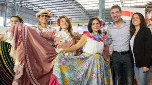 Más de 25.000 personas visitaron este fin de semana la Expo Colectividades en el Espacio Dorrego