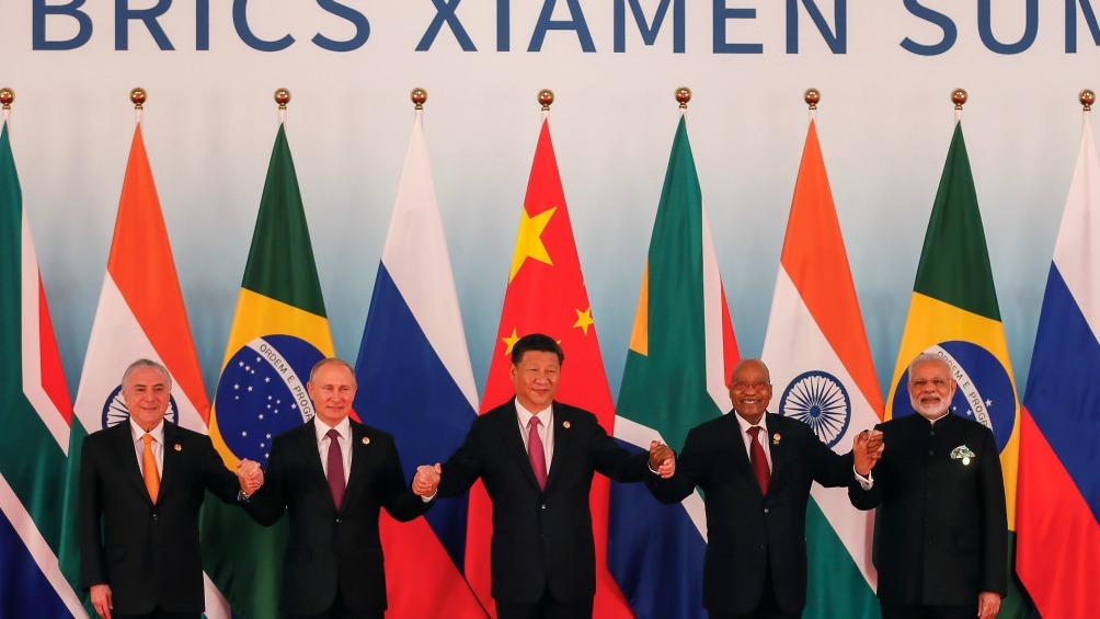 Ministros del BRICS piden fin del proteccionismo y reformas en la OMC
